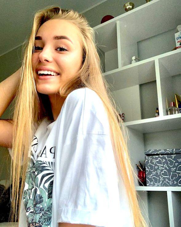 hot estonian girl
